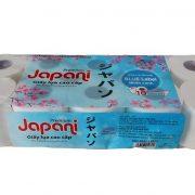 Giấy vệ sinh lụa  cuộn nhỏ Japani cao cấp 3 lớp