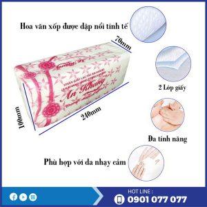 Đặc điểm của khăn giấy lau tay An Khang 24-2-thegioigiayvn.com