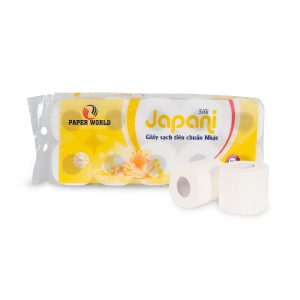 Giấy sạch Nhật Bản Japani Silk 10