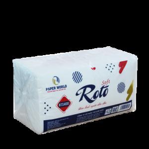 Khăn giấy napkin Roto Soft 400 - RTS400