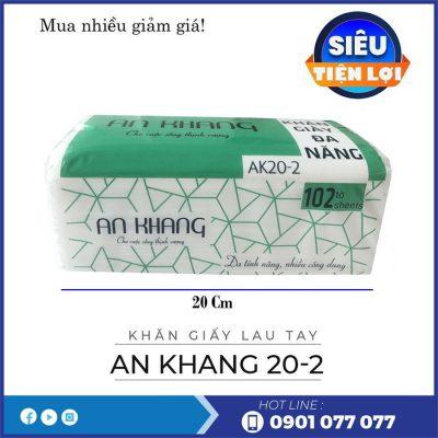 Công ty bán khăn giấy lau tay an khang 20-2-thegioigiayvn.com