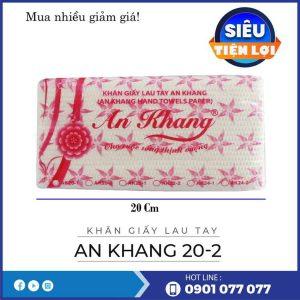 Cung cấp khăn giấy lau tay an khang 20-2-thegioigiayvn.com