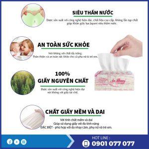Ưu điểm của khăn giấy lau tay An Khang 20-2-thegioigiayvn.com