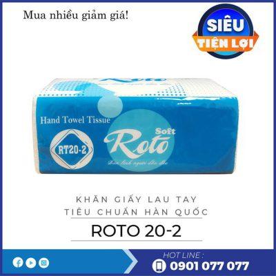 Cung cấp khăn giấy lau tay rt20-2
