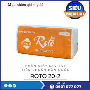 Cung cấp khăn giấy lau tay rt20-2-thegioigiayvn.com