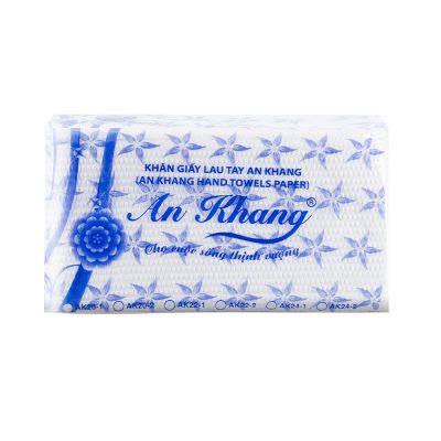 Cung cấp khăn giấy lau tay an khang 24-1-thegioigiayvn.com
