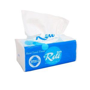 Cung cấp khăn giấy lau tay roto 20-2