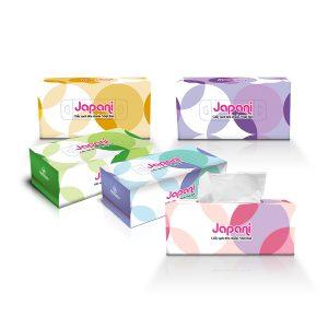 Khăn giấy lụa Japani JPS180