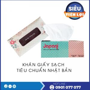 Cung cấp khăn giấy sạch hộp jps180-thegioigiayvn.com