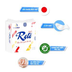 Ưu điểm của khăn giấy ăn vuông napkin RTS100-thegioigiayvn.com