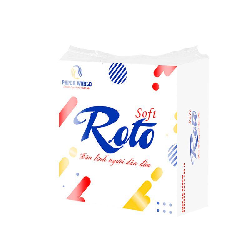 Cung cấp khăn giấy ăn vuông napkin rts100-thegioigiayvn.com