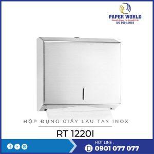 Cung cấp hộp đựng giấy lau tay RT1220I-thegioigiayvn.com