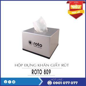 Mua hộp đựng giấy lau tay RT809-thegioigiayvn.com