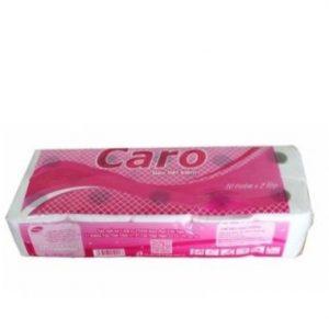Giấy vệ sinh cuộn nhỏ caro10 - CR10 - Thế Giới Giấy