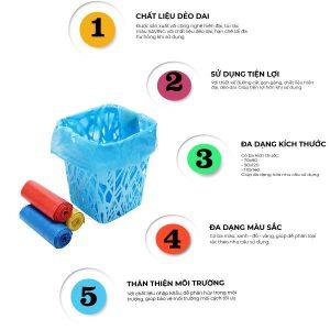 Mua túi rác màu saving-thegioigiayvn.com