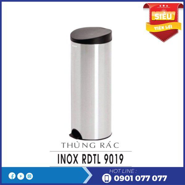 Cung cấp thùng rác chất lượng inox rttl 9019-thegioigiayvn.com