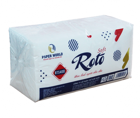 Khăn giấy Napkin Roto 400
