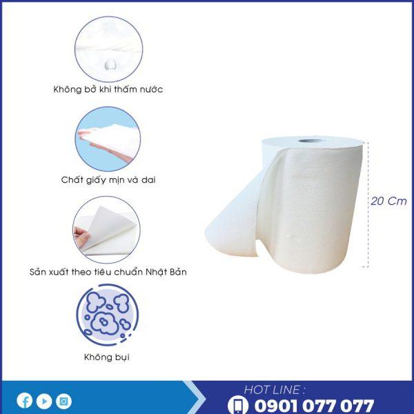 Đặc điểm giấy cuộn lớn đa năng JP800M-thegioigiayvn.com