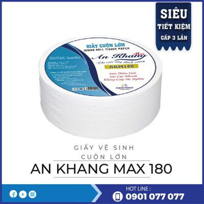 Cung cấp gvs cuộn lớn An Khang Max180-thegioigiayvn.com