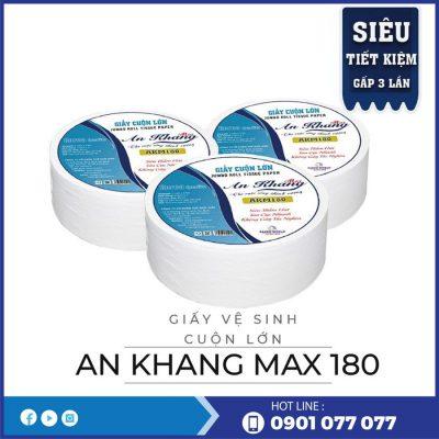 Mua gvs cuộn lớn An Khang Max180-thegioigiayvn.com