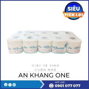 Công ty bán giấy vệ sinh cuộn nhỏ an khang one -thegioigiay.net