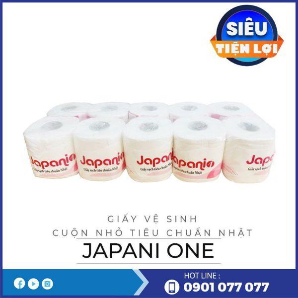 Công ty bán giấy vệ sinh cuộn nhỏ japani one -thegioigiayvn.com