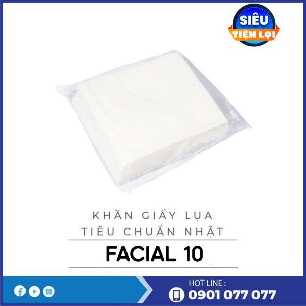 Đơn vị cung cấp khăn giấy lụa cao cấp facial10
