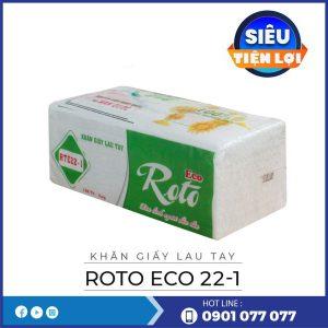 Cung cấp khăn giấy lau tay roto eco22-1-thegioigiayvn.com