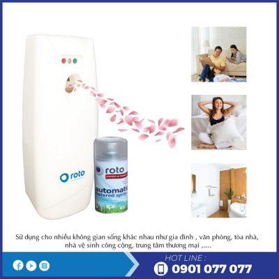 Lợi ích khi sử dụng nước hoa xịt phòng rt300-thegioigiayvn.com