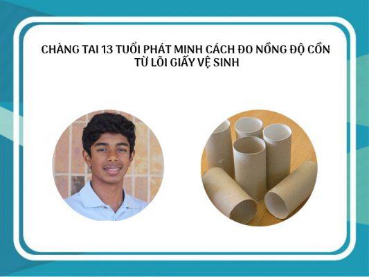 Hướng dẫn cách đo nồng độ cồn từ lõi giấy vệ sinh